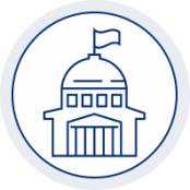 government service icon