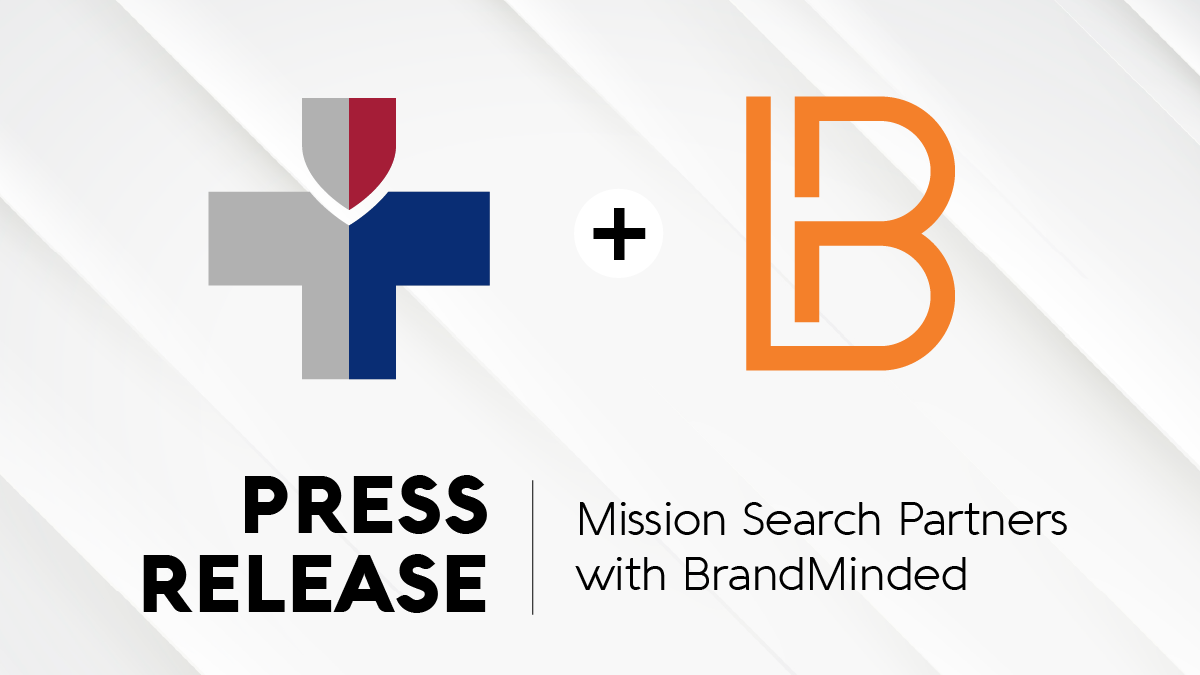 Mission Search Partners With BrandMinded