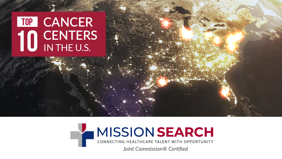 Top 10 Cancer Centers In The U.s.