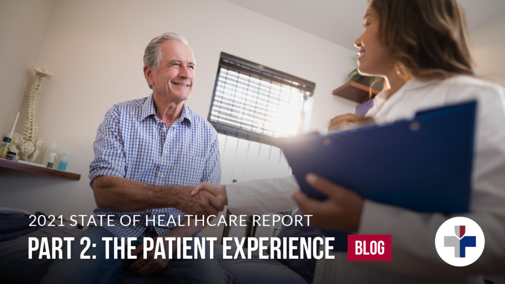 Mission Search - State Of Healthcare - The Patient Experience