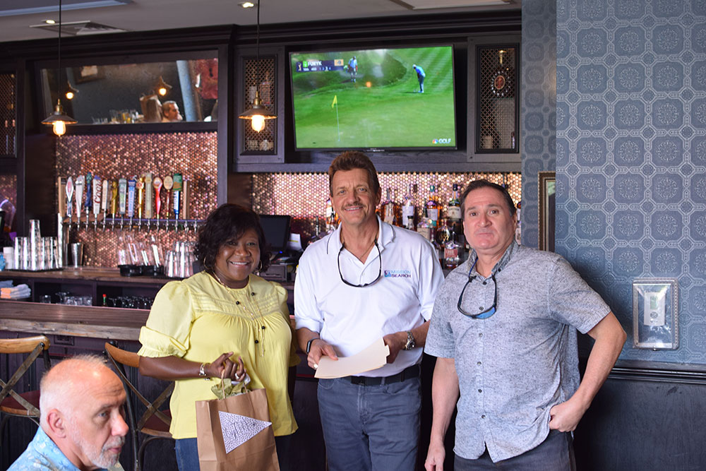 mission search annual sales awards at american social march 2020