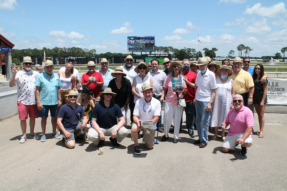 Mission Search Annual Sales Awards at Tampa Bay Downs